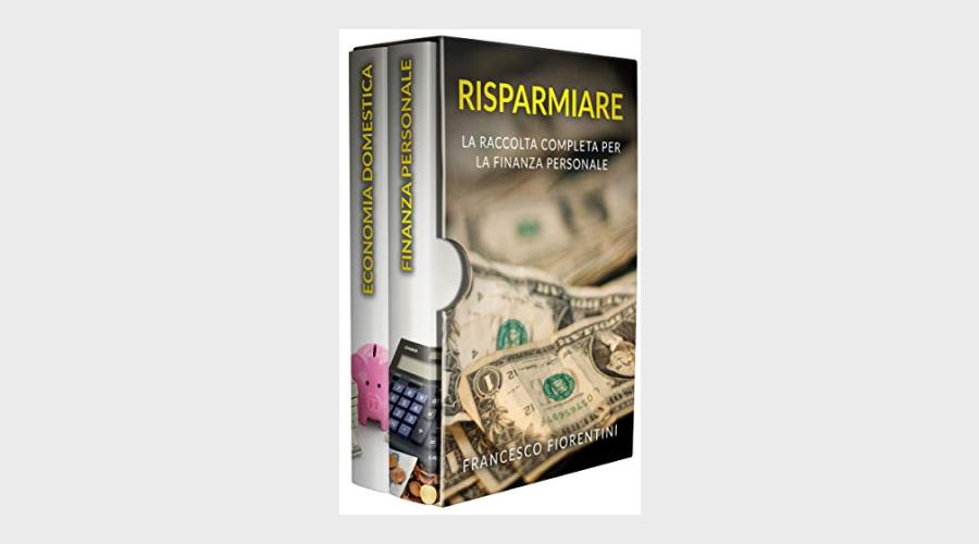 libri sul risparmio - la raccolta completa per la finanza personale