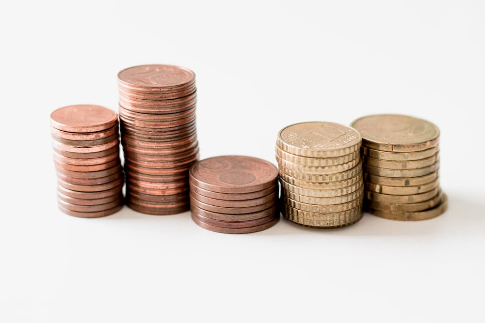 come risparmiare mettendo da parte le monetine - Monetine risparmiate
