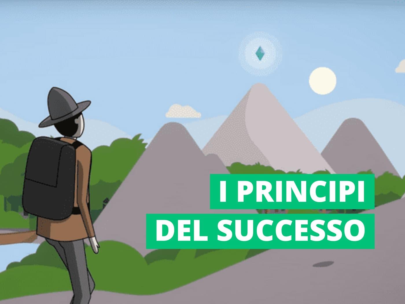 8 principi del successo