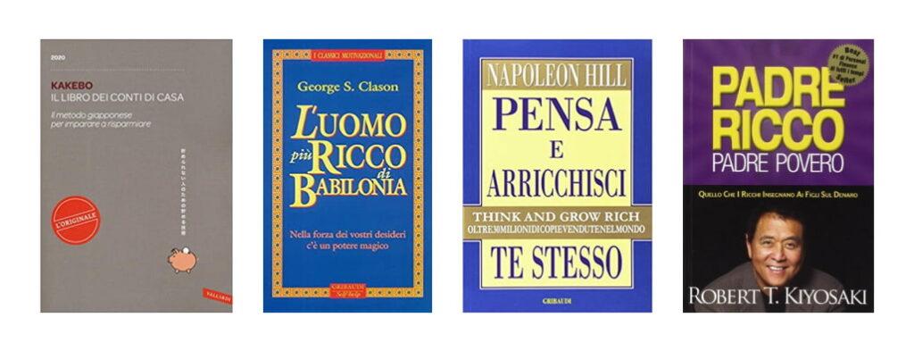 come investire 100 euro - i libri consigliati