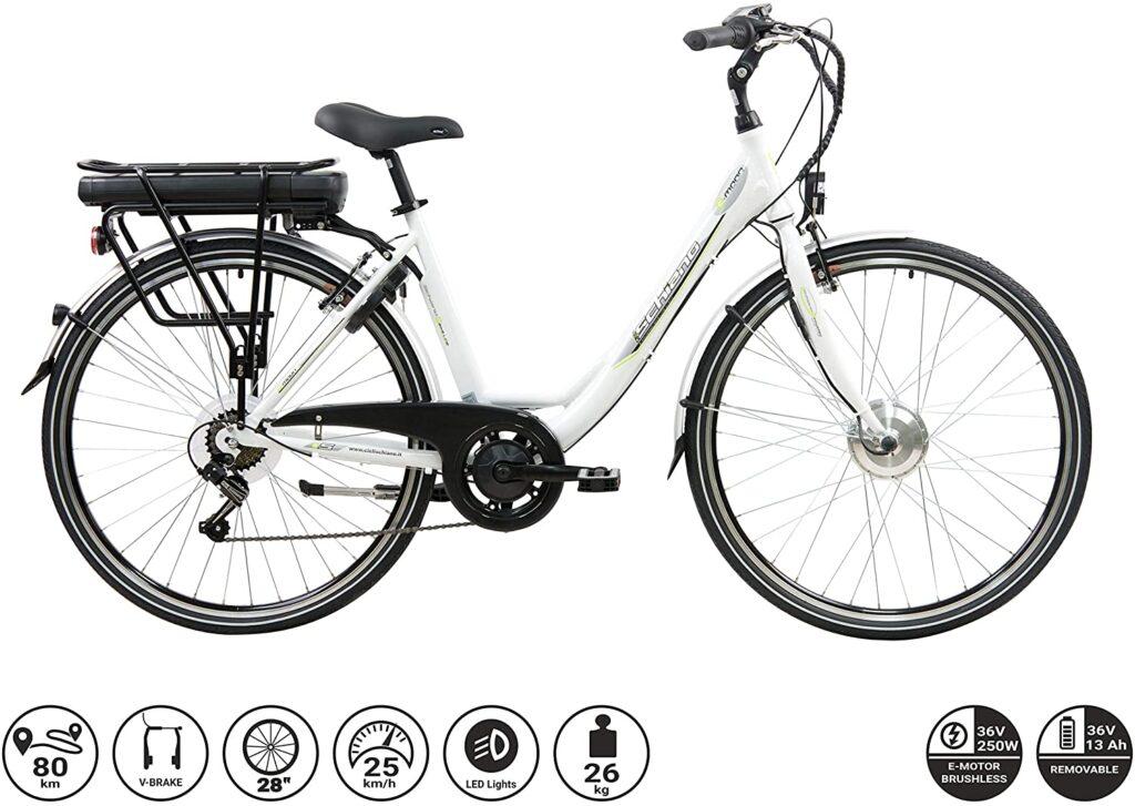 Immagine della migliore bicicletta elettrica di fascia bassa