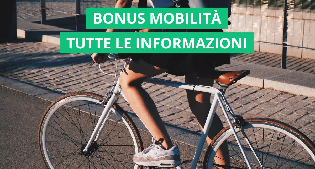 copertina dell'articolo come ottenere il bonus mobilità 2020