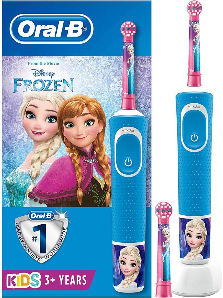 oral-b rimborso totale - spazzolino elettrico bambina