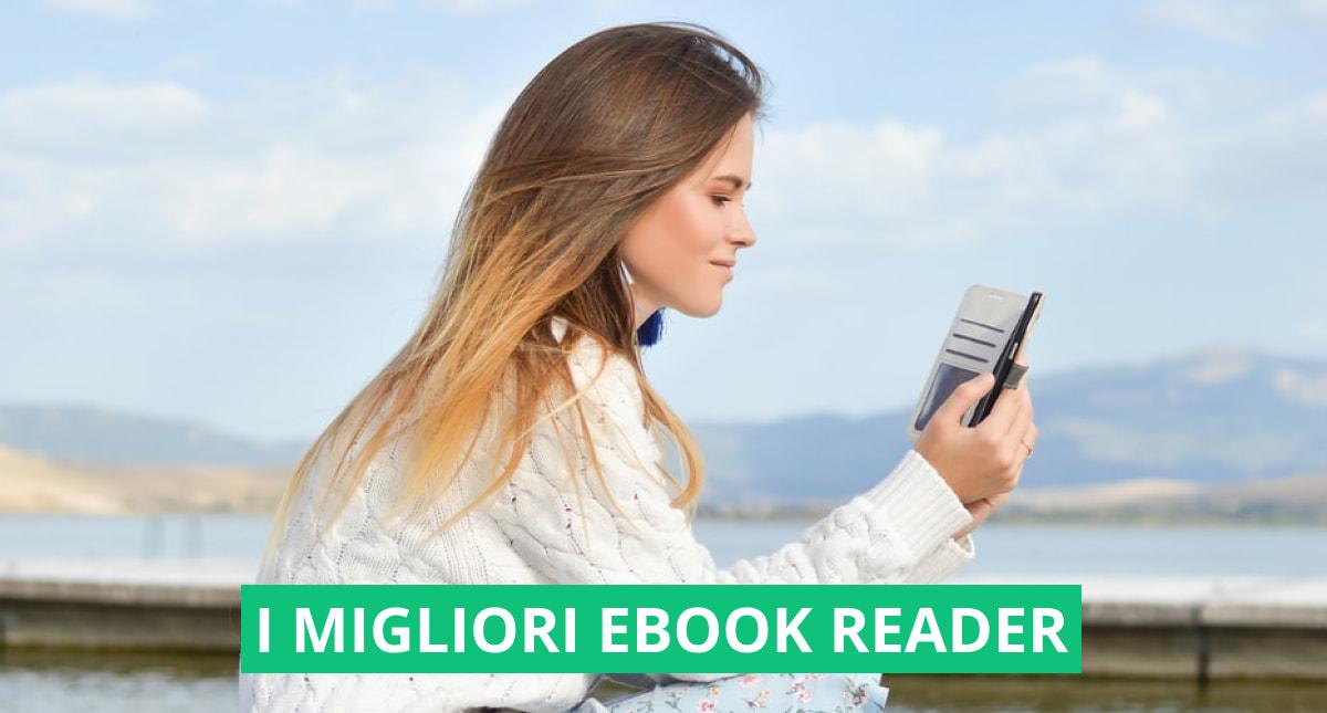 i migliori ebook reader