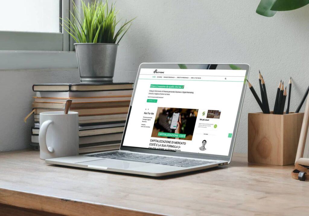 guadagnare senza lavorare - il blog è un'ottima fonte di guadagno passivo