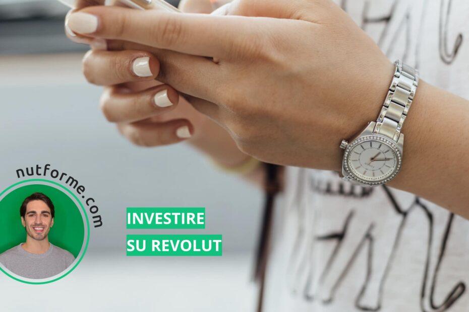 come investire su smartphone con revolut