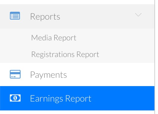affiliazione fiverr: earnings report