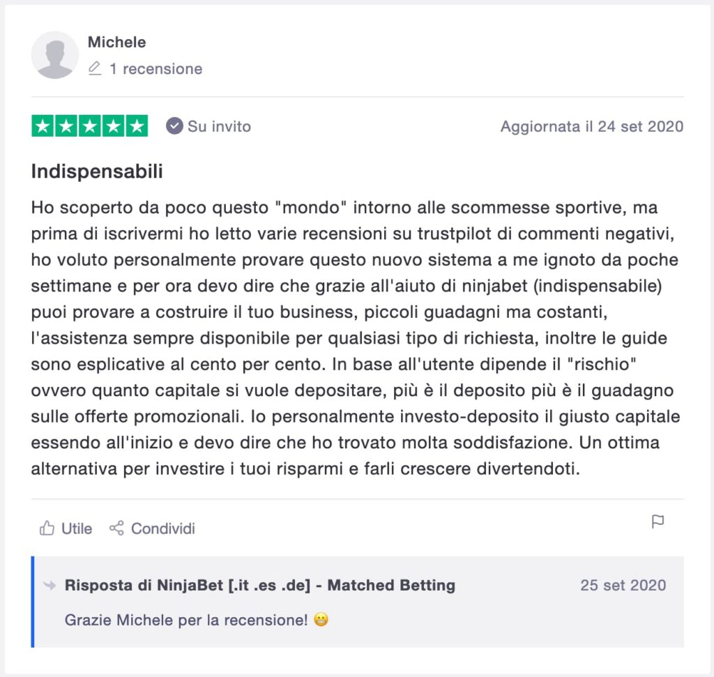 ninjabet opinioni positive - 4
