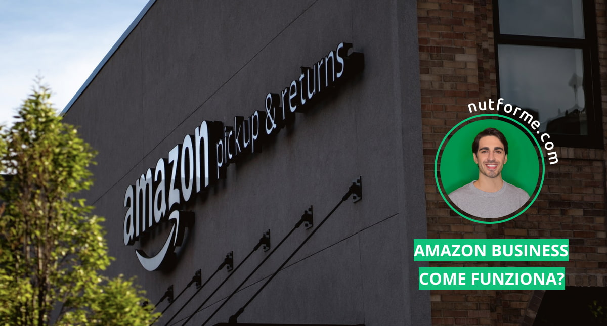 amazon business cos'è come funziona