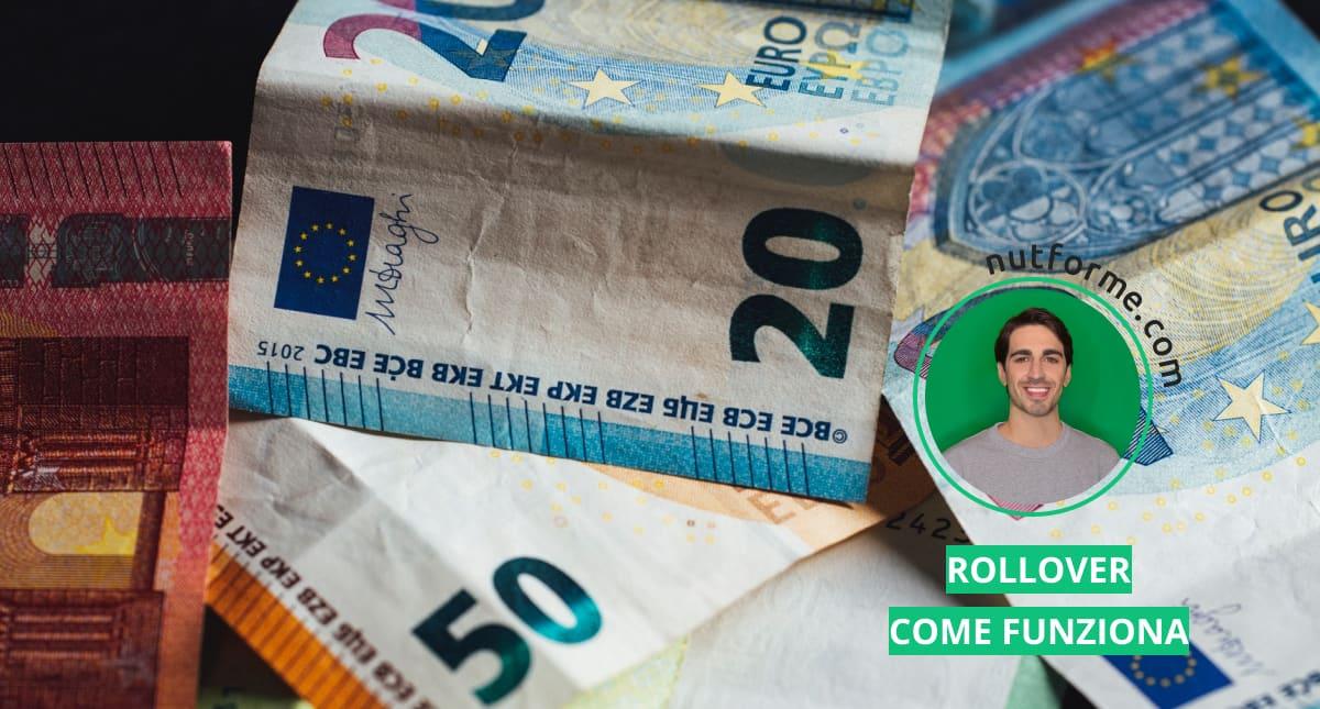 rollover matched betting cos'è e come funziona